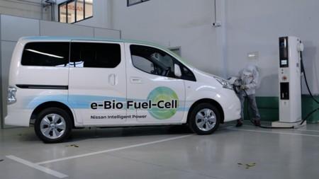 Nissan Pila Combustible Bioetanol 115