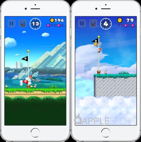 Mario iOS