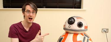 Construir tu propio robot BB-8: siete proyectos DIY con Arduino, LEGO o impresoras 3D que puedes intentar