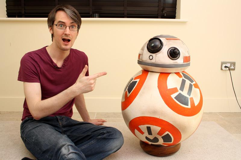 Construir tu propio robot bb siete proyectos diy con