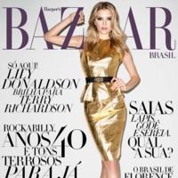 Duelo de portadas: Lily Donaldson ¿Harper's Bazaar o Numéro?