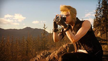Así es, Final Fantasy XV también contará con un modo fotografía en enero