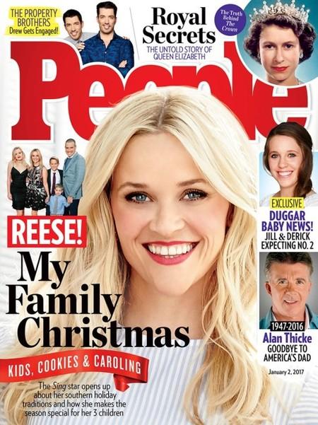 El brillo es para Reese