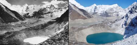 Icemelt Himalayas