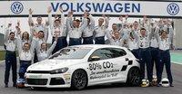 Comienza la Volkswagen Scirocco R-Cup