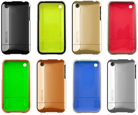 Nuevas carcasas brillantes de InCase para iPhone y iPod Touch