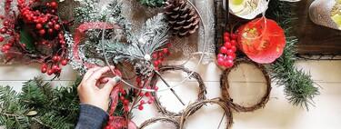 Seis coronas de adviento que podemos hacer nosotras mismas para celebrar la Navidad y el Grinch odiaría