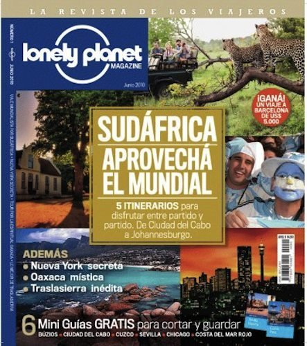 La revista Lonely Planet estrena edición argentina