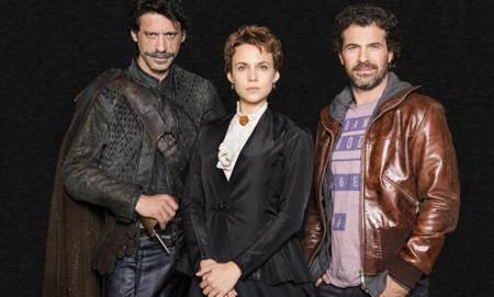 Por qué 'El Ministerio del Tiempo' es la serie española que merecíamos hacía tiempo