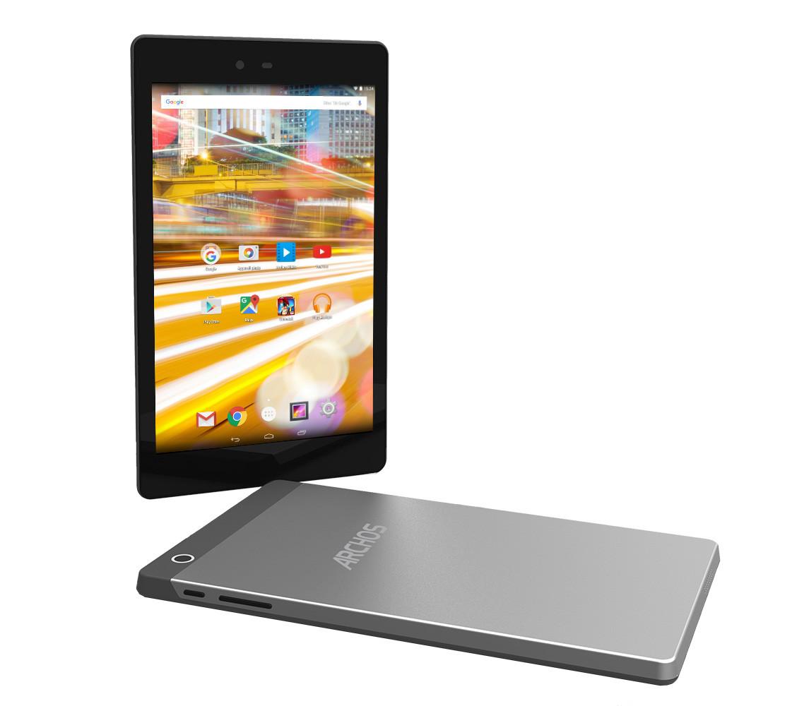 Archos Oxygen, la nueva gama de tabletas