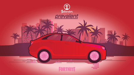 Fortnite Coches 04