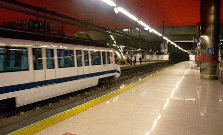 Nueva subida del billete de metro en Madrid