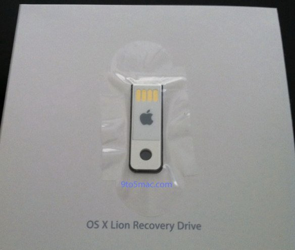 Disco de Recuperación de OS X Lion