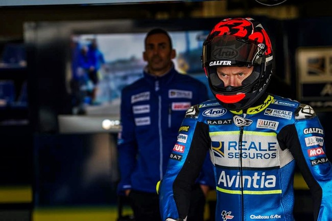 """Tito Rabat podría disputar el GP de Valencia: """"Estoy en una carrera contrarreloj para llegar a Cheste"""""""
