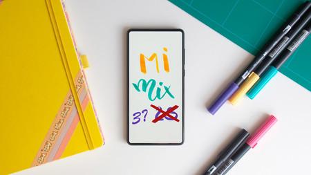 Xiaomi Mi Mix 2s diseño sin nada de marcos