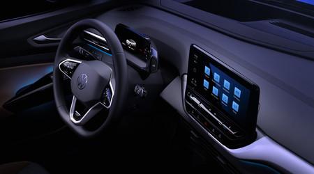 El nuevo Volkswagen ID.4 nos muestra su interior a días de su lanzamiento