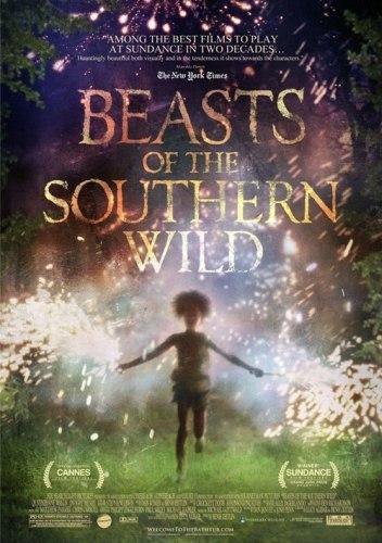 El cartel de Bestias del Sur Salvaje