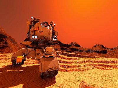 Superordenadores protegidos por software: los candidatos a ser los equipos para misiones a Marte y más allá