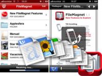 FileMagnet y otras aplicaciones para trasferir archivos al iPhone vía Wi-Fi