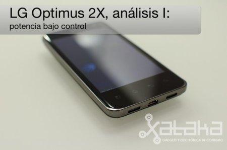 LG Optimus 2X, análisis: potencia bajo control