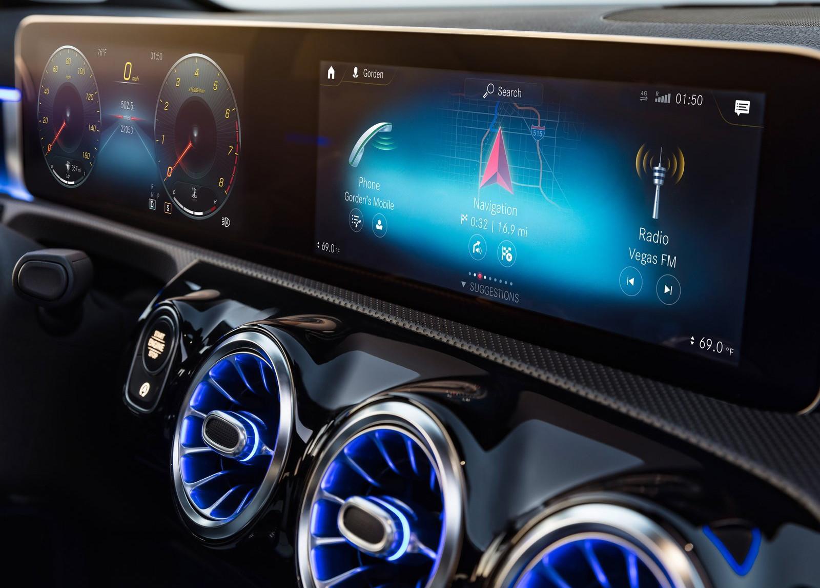 Foto de Mercedes-Benz Clase A 2019 (10/11)