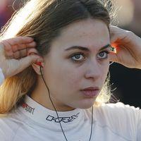 Sophia Floersch está preparada para volver a competir tras el fuerte accidente en Macao