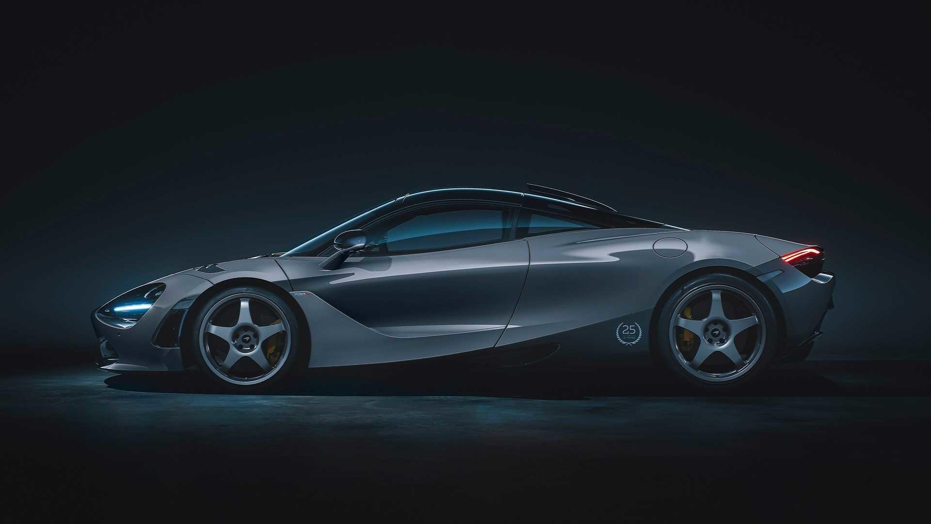 Foto de McLaren 720S Le Mans (12/20)