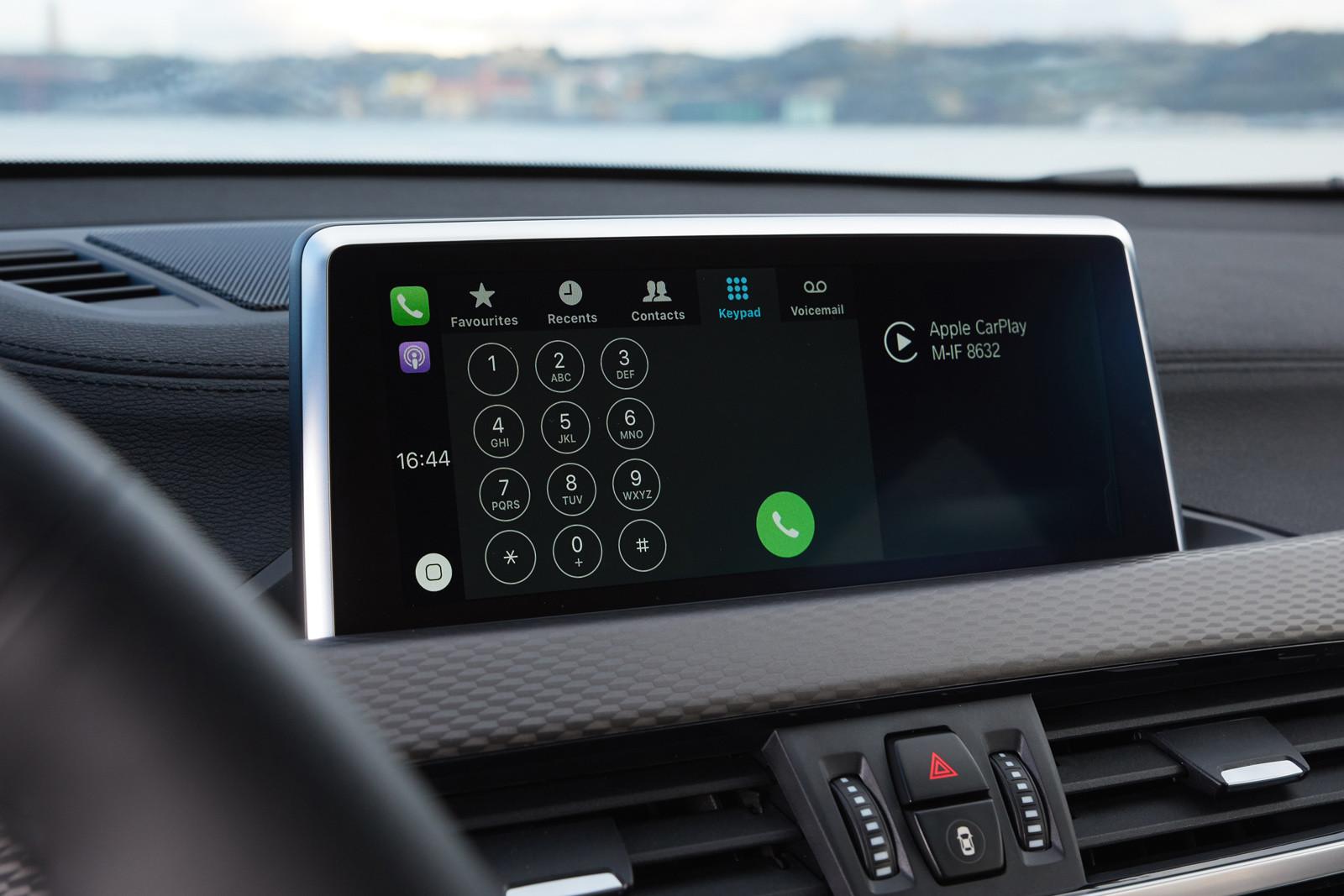 BMW X2 (contacto)