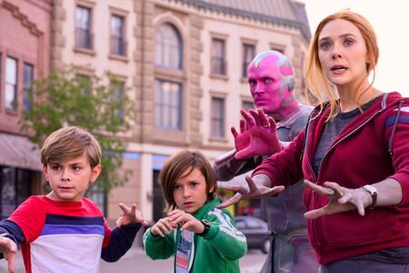 'Bruja Escarlata y Visión': así era la reveladora escena del episodio final que acabó eliminándose de la serie de Marvel