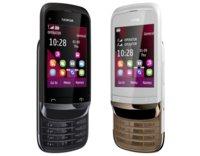 Nokia C2-03, gama media con multiSIM y Touch & Type