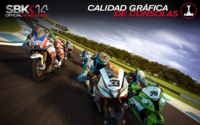 SBK14, llega a Android el juego oficial del Campeonato Mundial de Superbikes