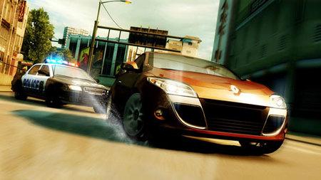 El Renault Mégane Coupé, disponible para el NFS: Undercover