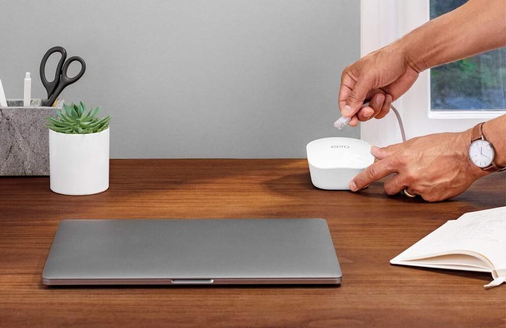 Presentamos el sistema wifi de malla  eero 3 unidades