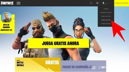 Vincular Xbox
