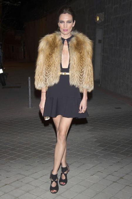 Nieves Álvarez, una de nuestras Top Model más importantes, cumple 40 años y lo hace espectacular