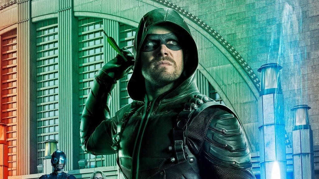superhero to professional wrestler: Stephen Amell will star in the series