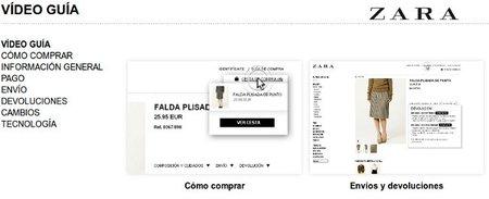 Zara.com y el efecto imitación, el impulso definitivo para el comercio online