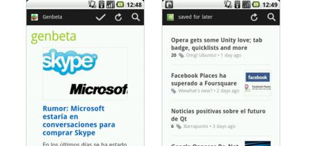 Feedly, un lector RSS muy interesante, ahora también para iPad y Android