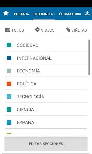 El País Android