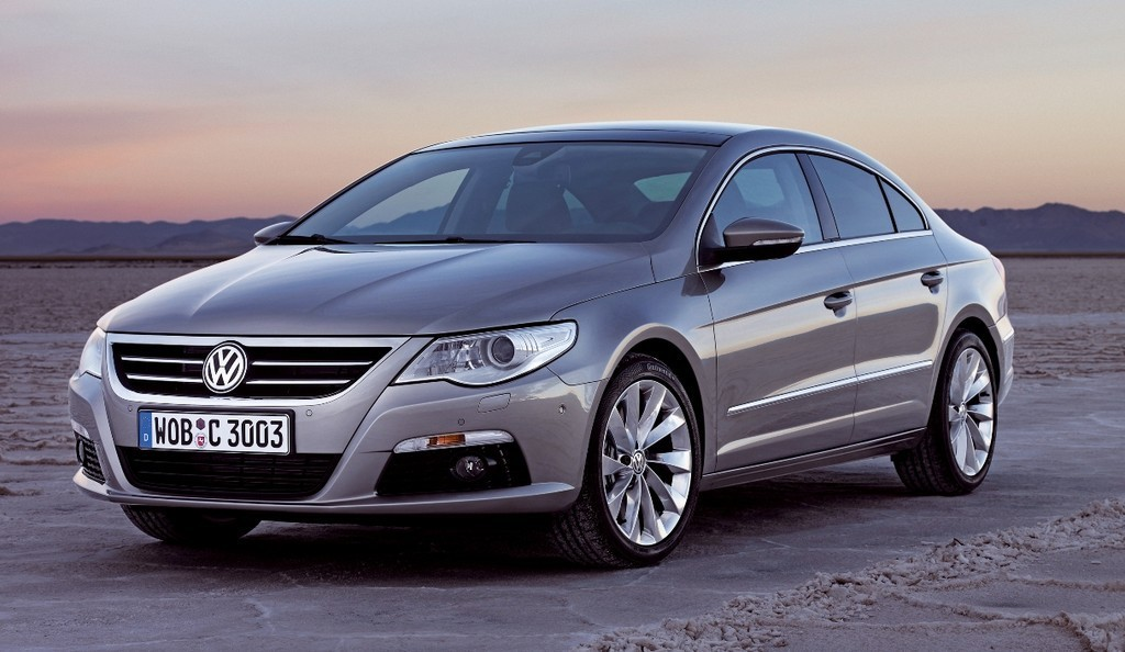 Foto de Volkswagen Passat CC (1/9)