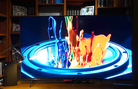 """Brutal la LG OLED CX de 65"""" rebajadísima a 1479 euros: las 8 mejores ofertas en smart TV de euros por pulgadas de Media Markt"""