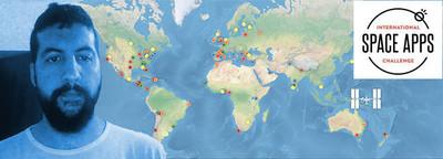 """""""Space Apps Challengue acerca el conocimiento que trae la Nasa a la tierra a la gente que participa del hackathon"""" Entrevista a Pau Contreras"""