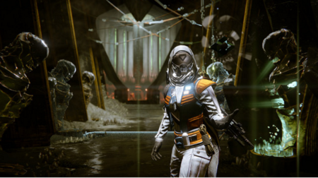 La actualización de abril para Destiny traerá nuevo equipamiento exclusivo para PlayStation, échale un vistazo