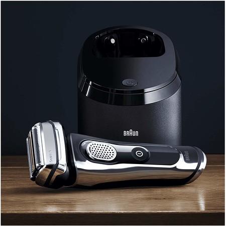 La afeitadora de gama alta Braun Series 9 9297, que se puede usar bajo la ducha, está rebajada a 219,99 euros en Amazon