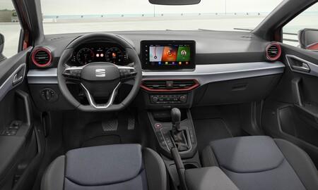 Seat Ibiza Interior 1