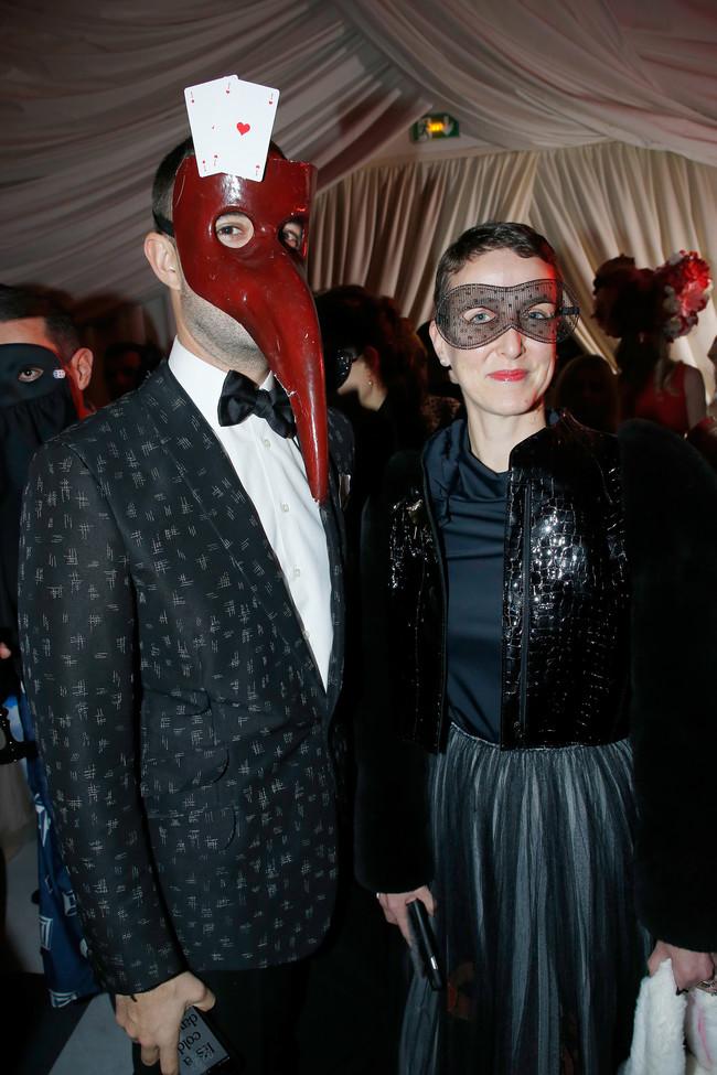 Dior Hc Ss18 Ball Sarah Andelman