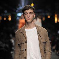 Pedro del Hierro y el desenfado sartorial para su colección en la semana de la moda de Madrid