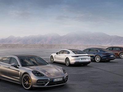 Porsche Panamera Executive: cuando en Stuttgart deciden utilizar chófer