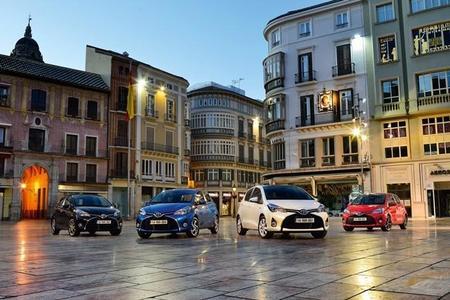 Nuevo Toyota Yaris, acabados y tecnología sin competencia