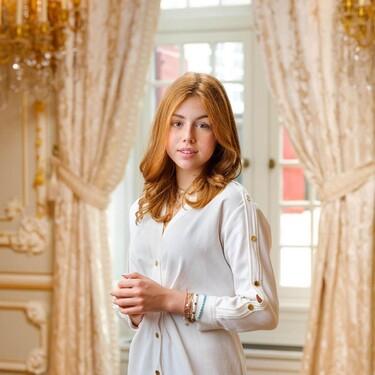 """La princesa Leonor no será la única """"royal"""" en su nuevo instituto de élite: Alexia de Holanda también cursará bachillerato en Gales"""